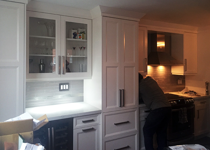 MP Electric performs electrical services for basement renovations in Toronto