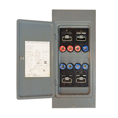 MP Electric performs Electrical Fuse Box Replacements in Toronto.